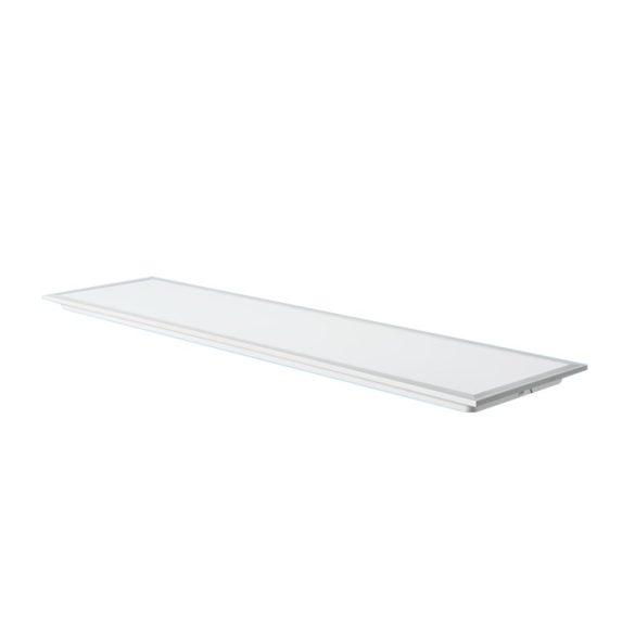 Led panel 48W, backlit, 120x30 cm, fehér kerettel hideg fehér (6500K)