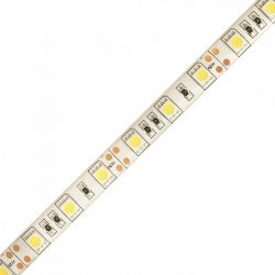 Led strip 5050 60 led / m, 4500K, IP65, 14,4W/m