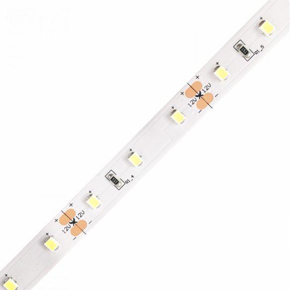 LED szalag 2835 60 led / m, 4500K, IP20, 10W/m