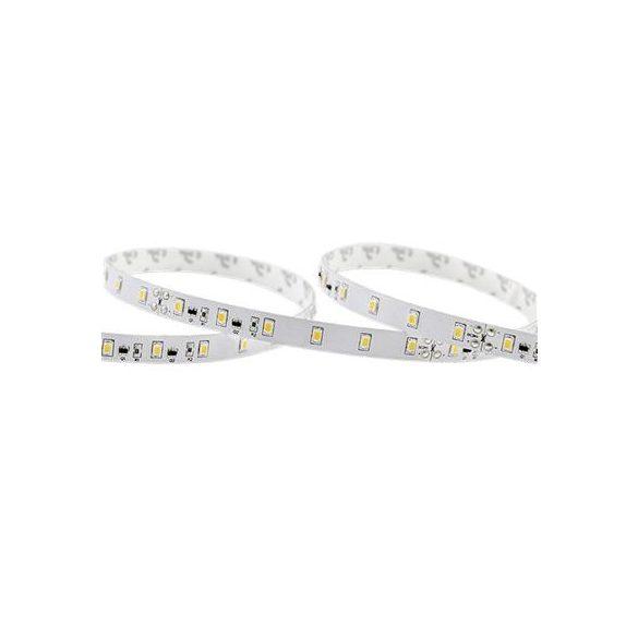 Magas színvisszaadású LED szalag 2835 60 led / m, 5000K, IP20, 10W/m