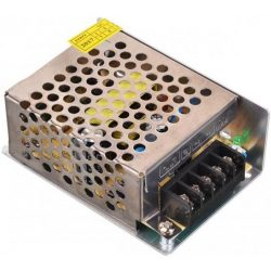 Metal case LED power supply 30W, DC12V, 2,5A, IP20