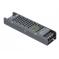 Metal case LED power supply 150W, DC12V, 12,5A, IP20