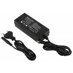 Plastic case LED power supply 60W, DC12V, 5A, IP20