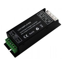 Amplifier for single colour LED strip 1*25A, DC12V - 300W; DC24V - 600W