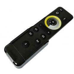 4-zone remote for single colour controller, RF: 2,4G