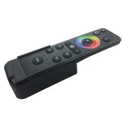 4-zone 5in1 remote for Single/CCT/RGB/RGBW/RGB+CCT LED strip controller, RF: 2,4G